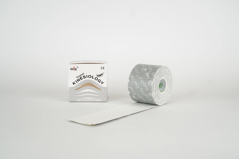Nasara Kinesiology Tape 5cm x 5m - Weiß