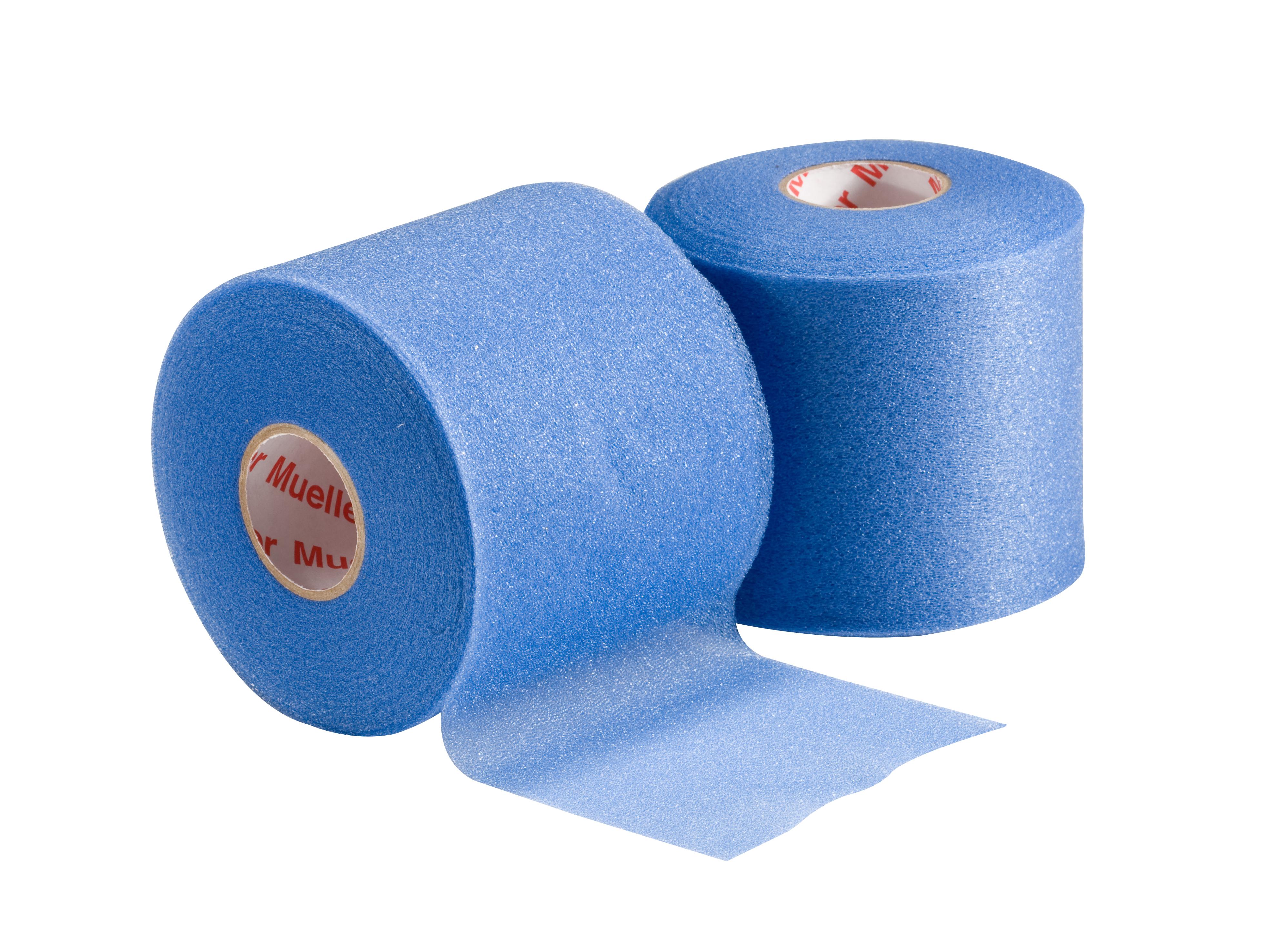 Mueller M-Wrap Tape-Unterzugbinde - Blau