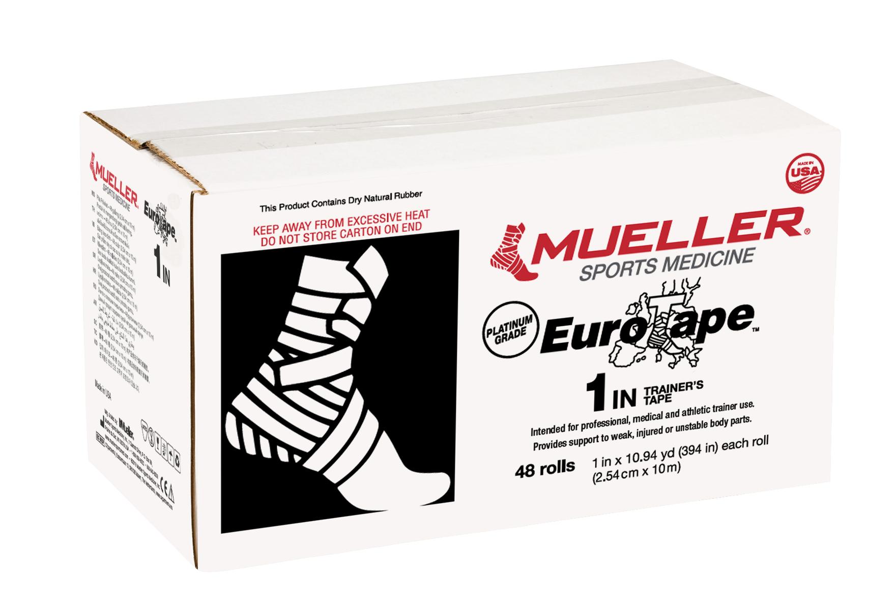 Mueller Platinum Euro Tape - 2,5cm
