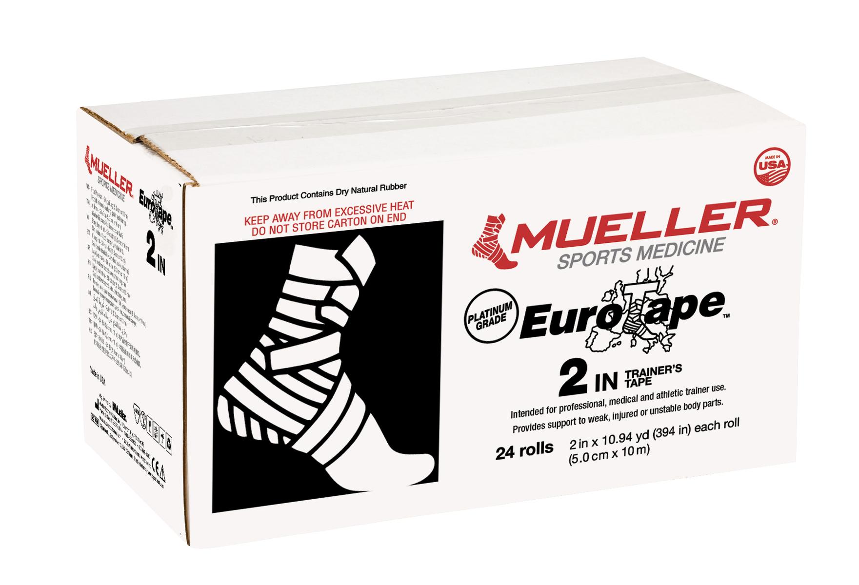 Mueller Platinum Euro Tape - 5cm